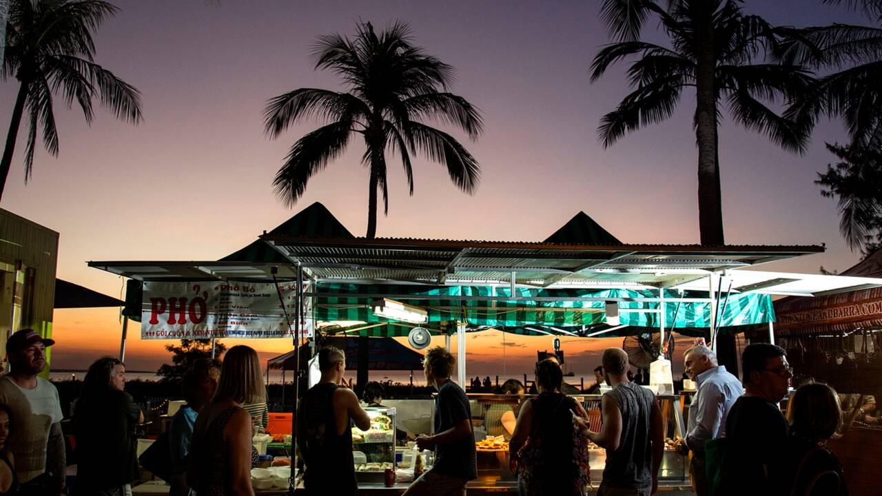 Darwin, la tropicale, city break en mode cool