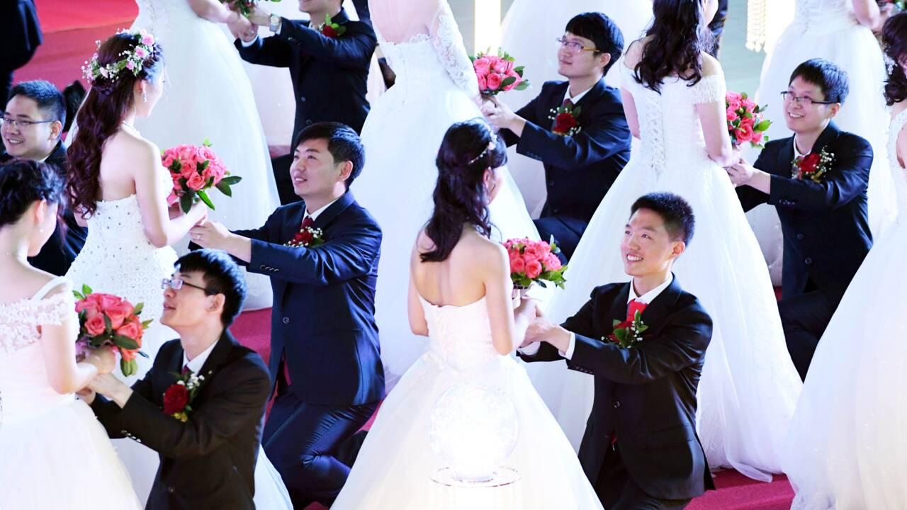 Le couple chinois bat de l'aile