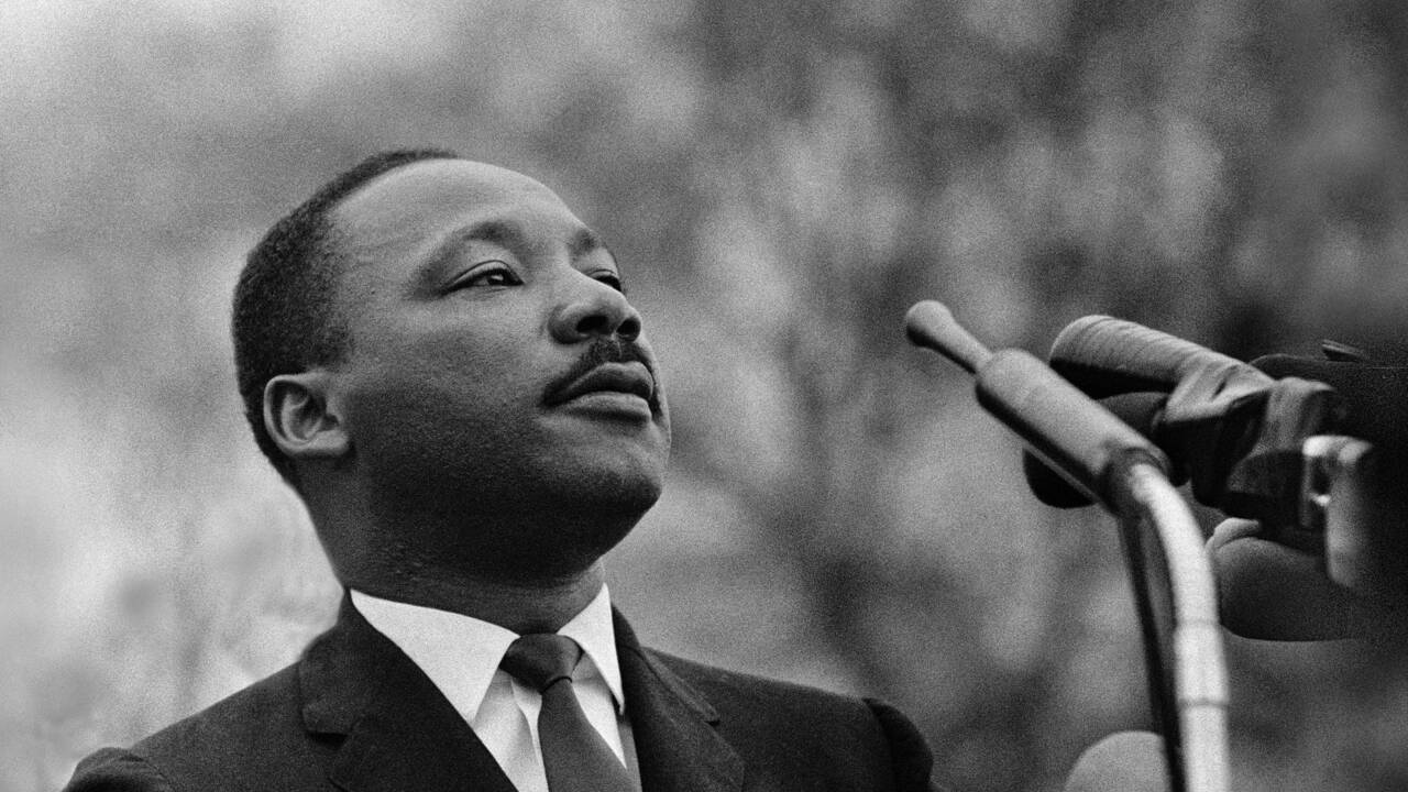 Martin Luther King :  récit d'une mort annoncée