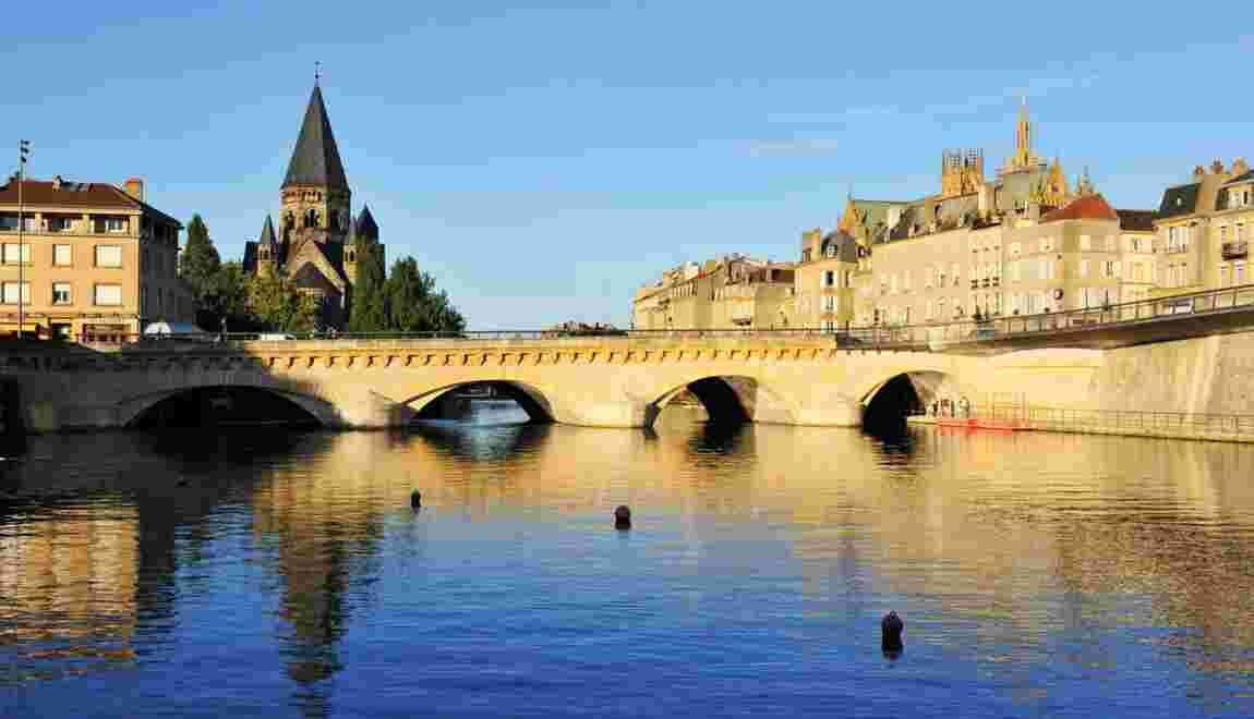 À Metz, sur la piste du dragon Graoully