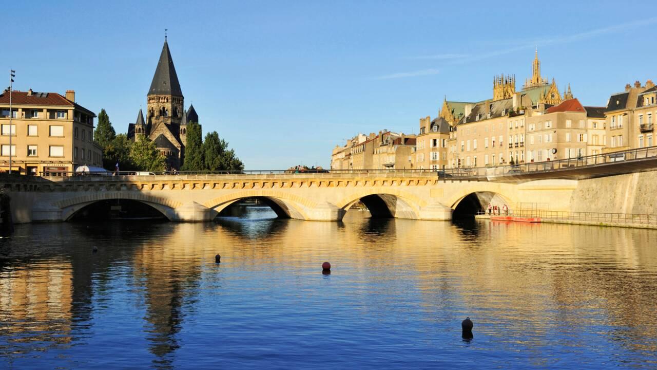 A Metz, sur la piste du dragon Graoully