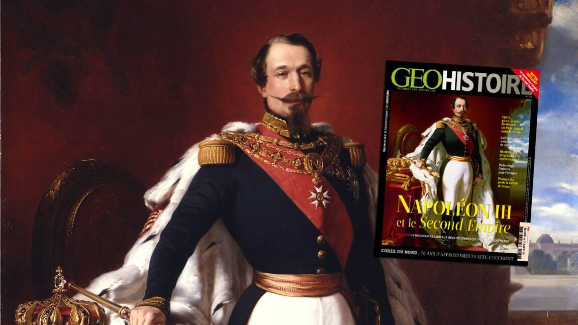 Napoléon III dans le nouveau numéro de GEO Histoire