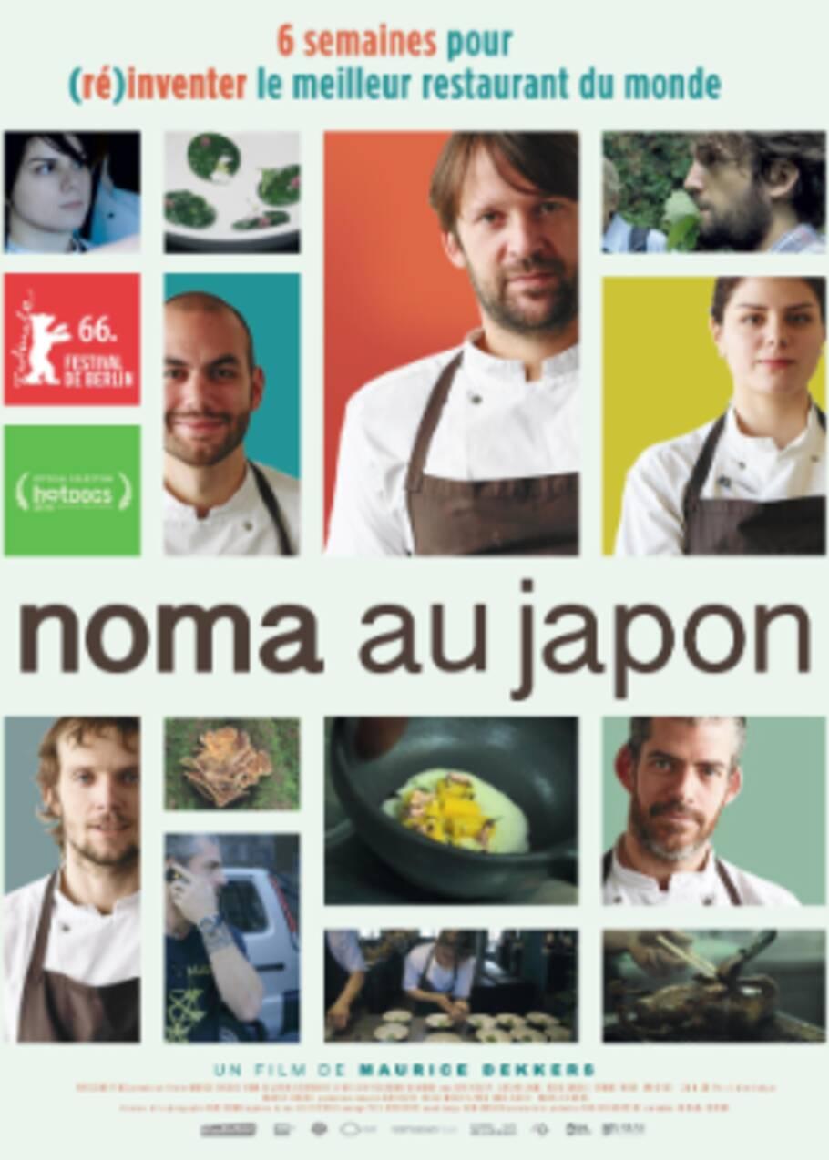 CINÉMA - Noma au Japon : une trépidante aventure culinaire nippo-danoise