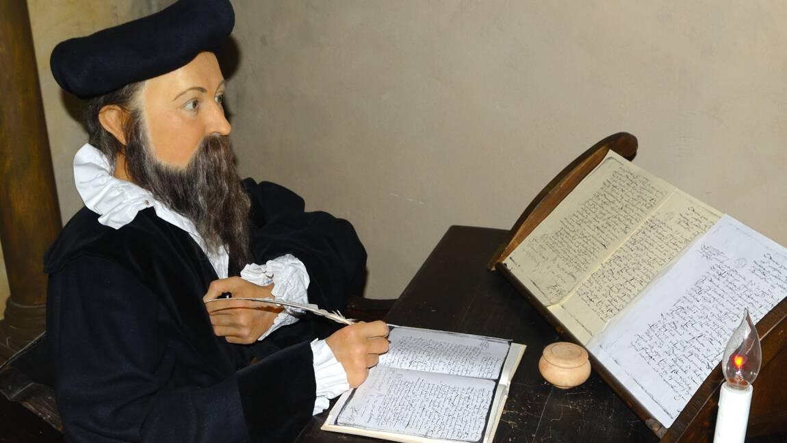 Visite au mage Nostradamus à Salon-de-Provence