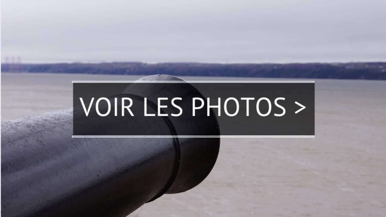 VIDÉO - Une tradition québécoise : faire le tour de l'île d'Orléans