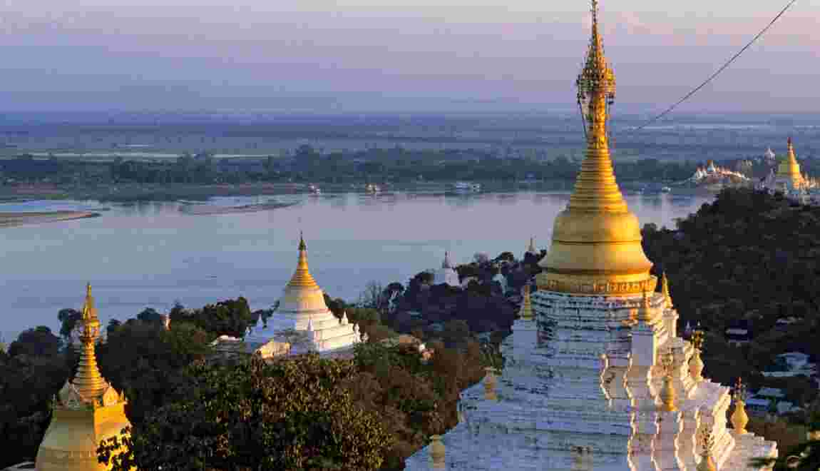 Birmanie : on a remonté l'Irrawaddy