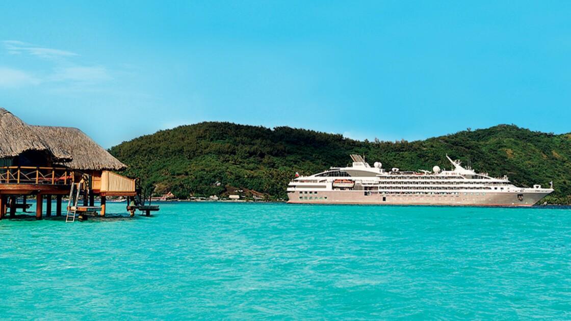 Partez à la découverte de la Polynésie avec GEO et Ponant