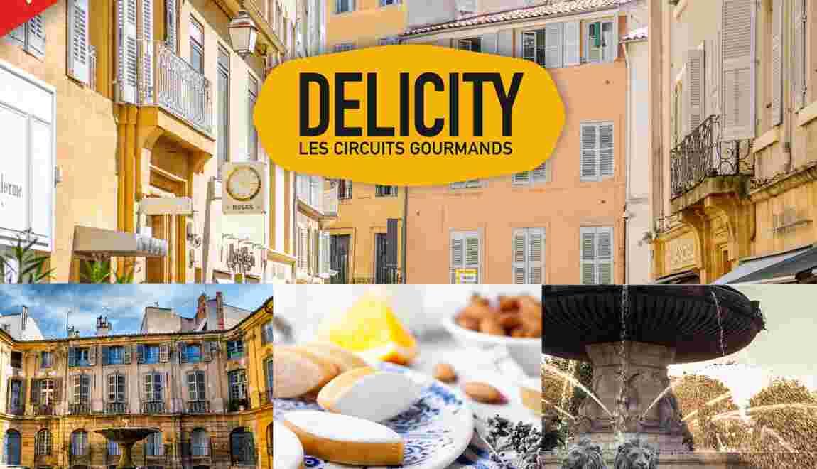 Pour Noël, offrez une balade gourmande en Provence avec Délicity
