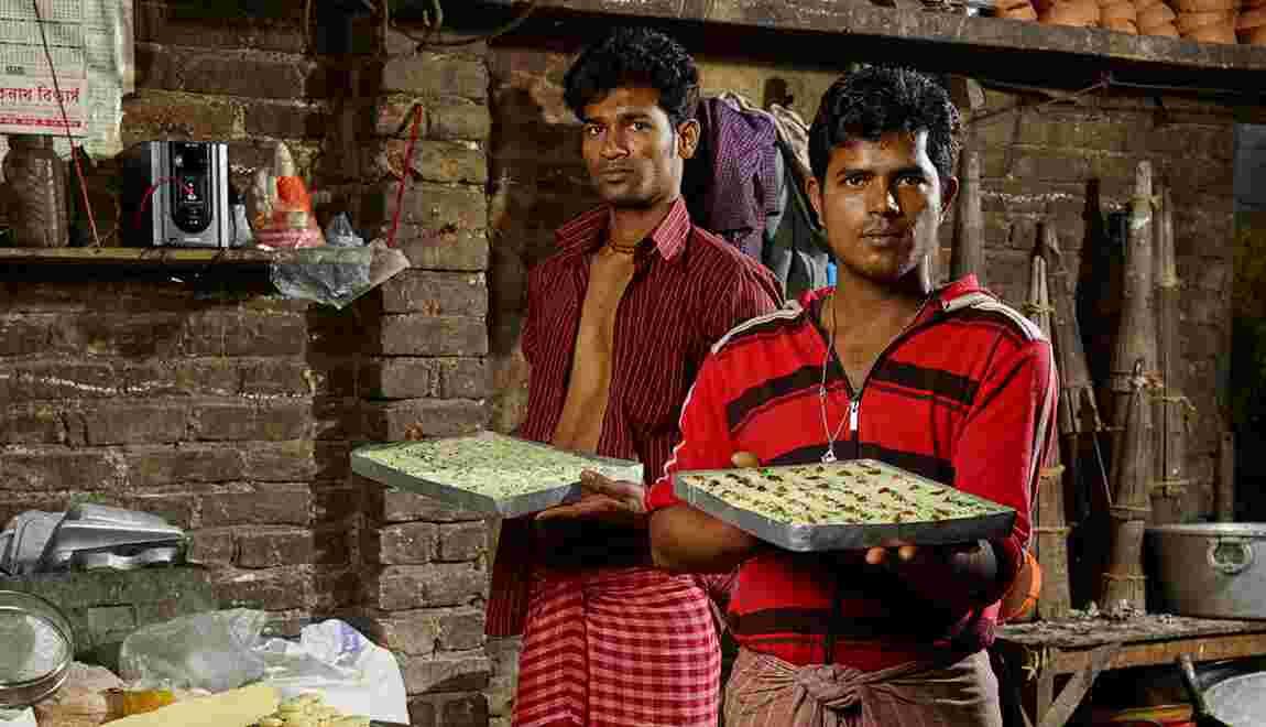Inde, les mille et un petits métiers