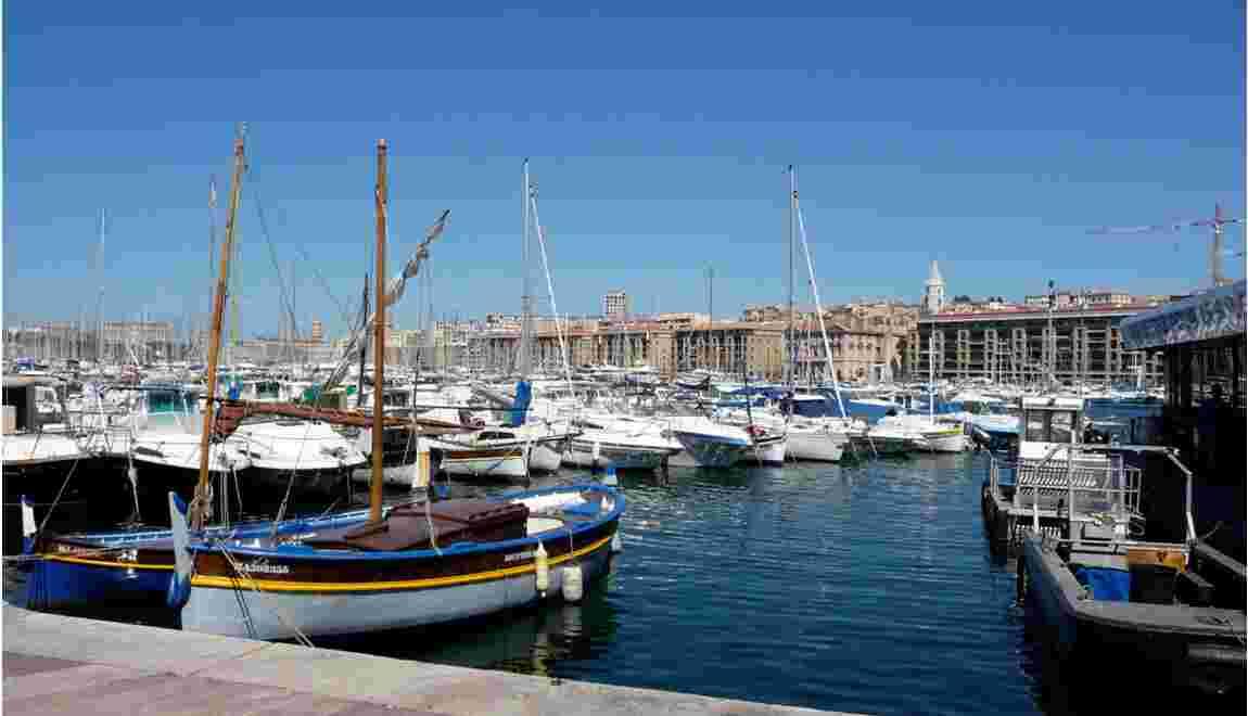 PHOTOS - 10 bonnes raisons de visiter Marseille