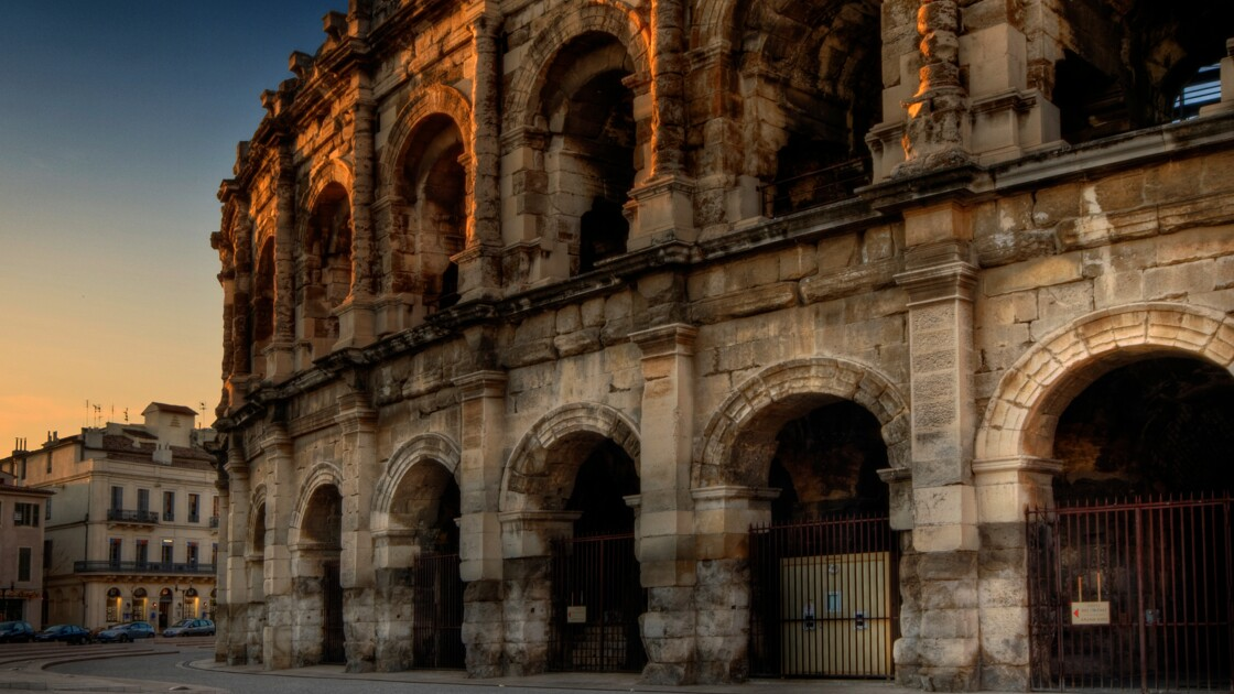 PHOTOS - 10 choses à voir à Nîmes