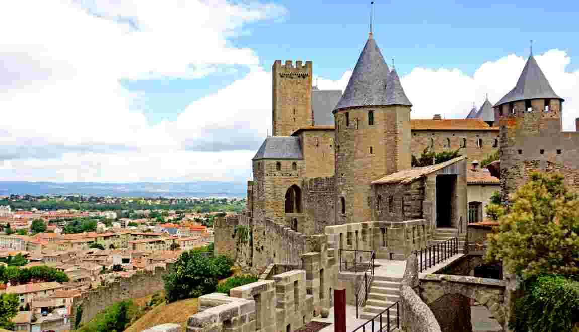 PHOTOS - 10 étapes pour découvrir la ville de Carcassonne