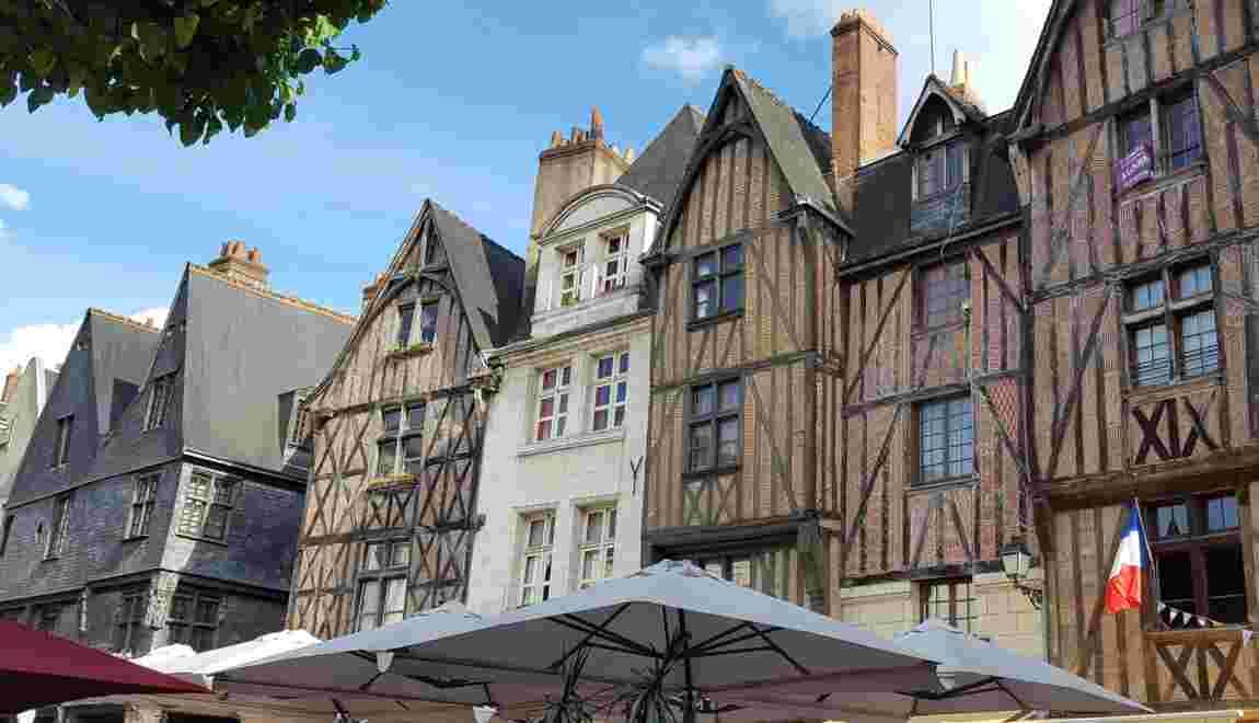 PHOTOS - 10 lieux à ne pas manquer à Tours, ville royale en bord de Loire