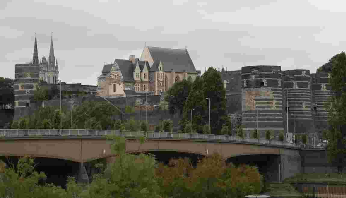 PHOTOS - 10 lieux architecturaux à découvrir à Angers