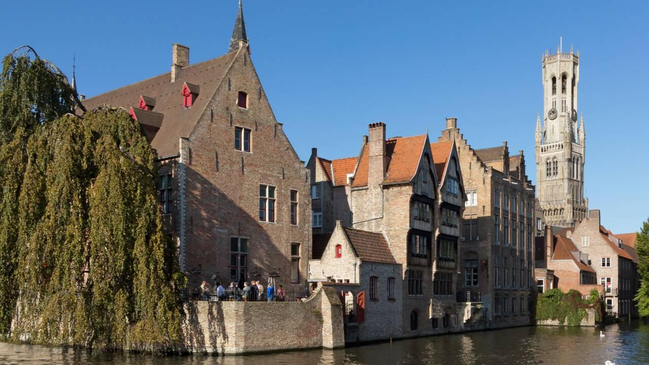 PHOTOS - 10 lieux d'exception à découvrir à Bruges