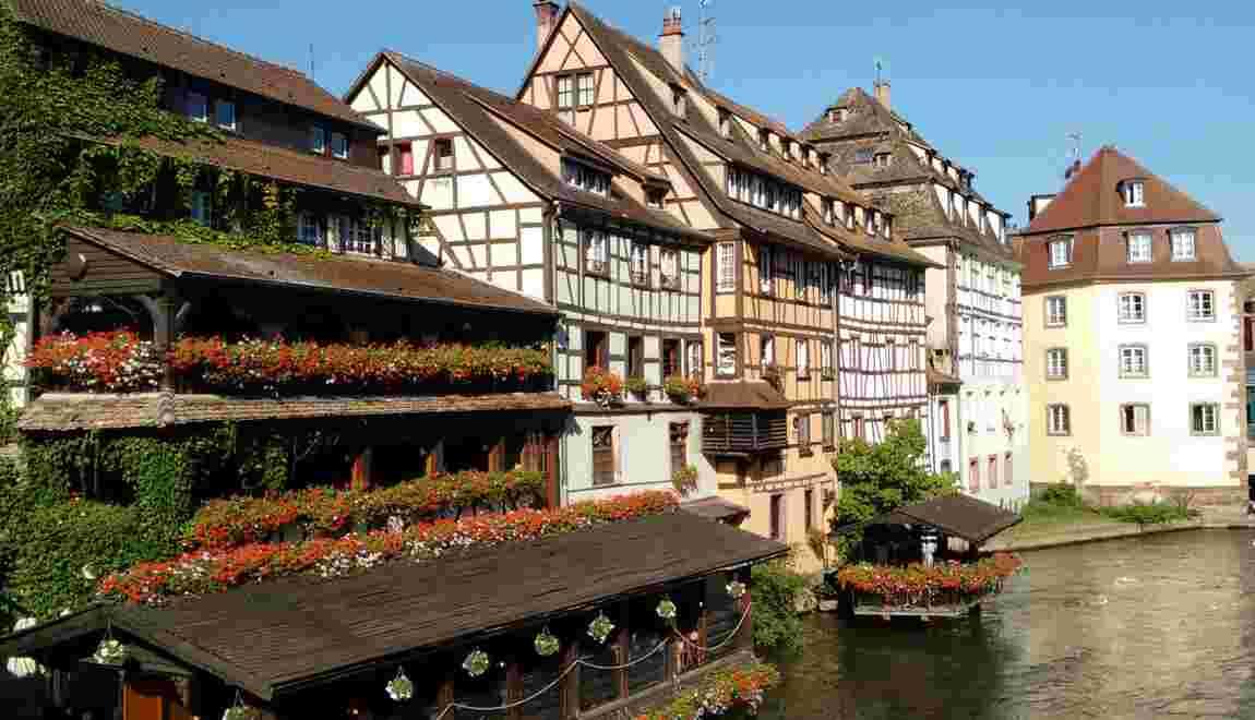 PHOTOS - 10 lieux et activités à découvrir à Strasbourg
