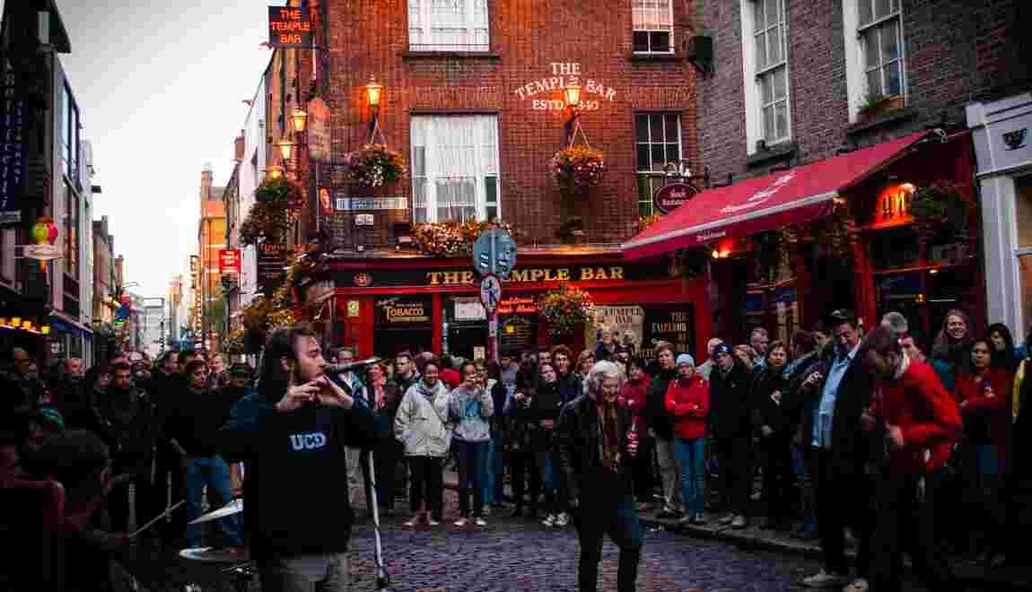 PHOTOS - 10 lieux incontournables à visiter à Dublin