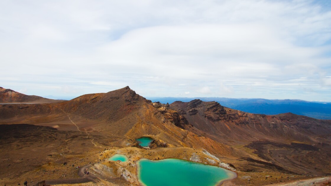 PHOTOS - 10 lieux magiques à visiter en Nouvelle-Zélande