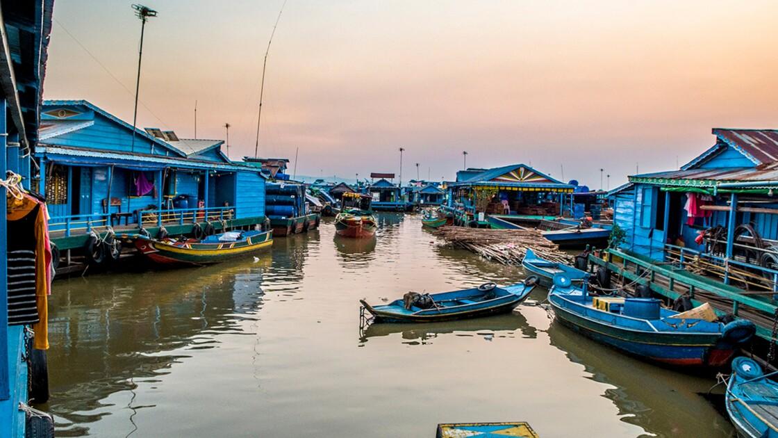 10 lieux magiques à voir au Cambodge