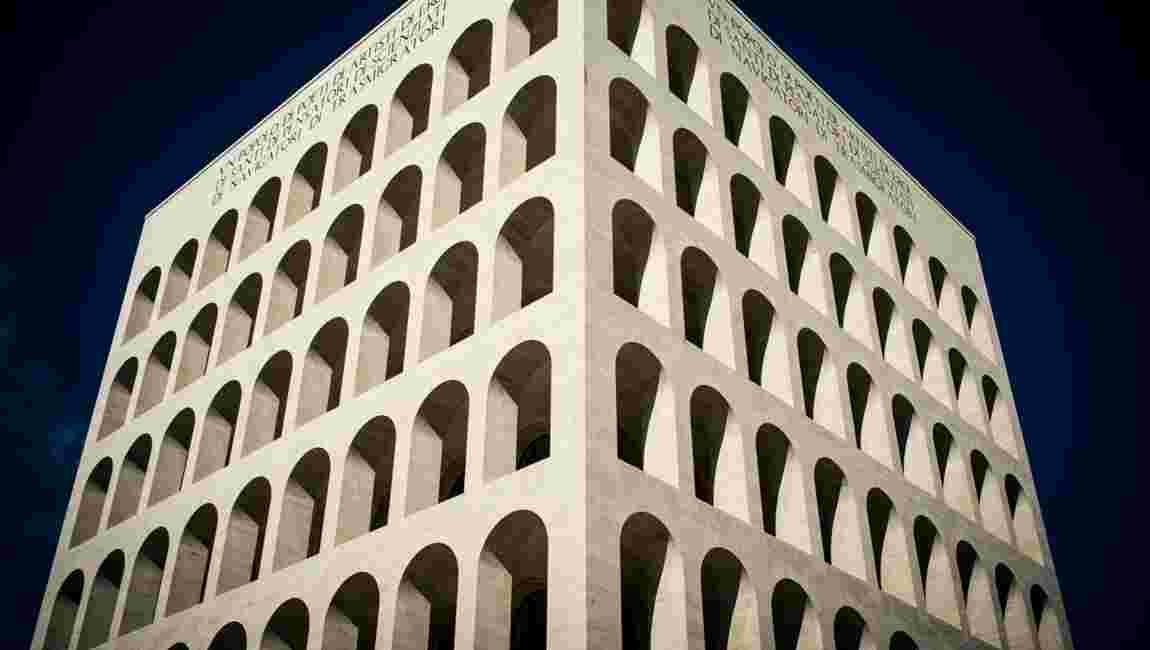 PHOTOS - À Rome, la renaissance du quartier de l'Eur