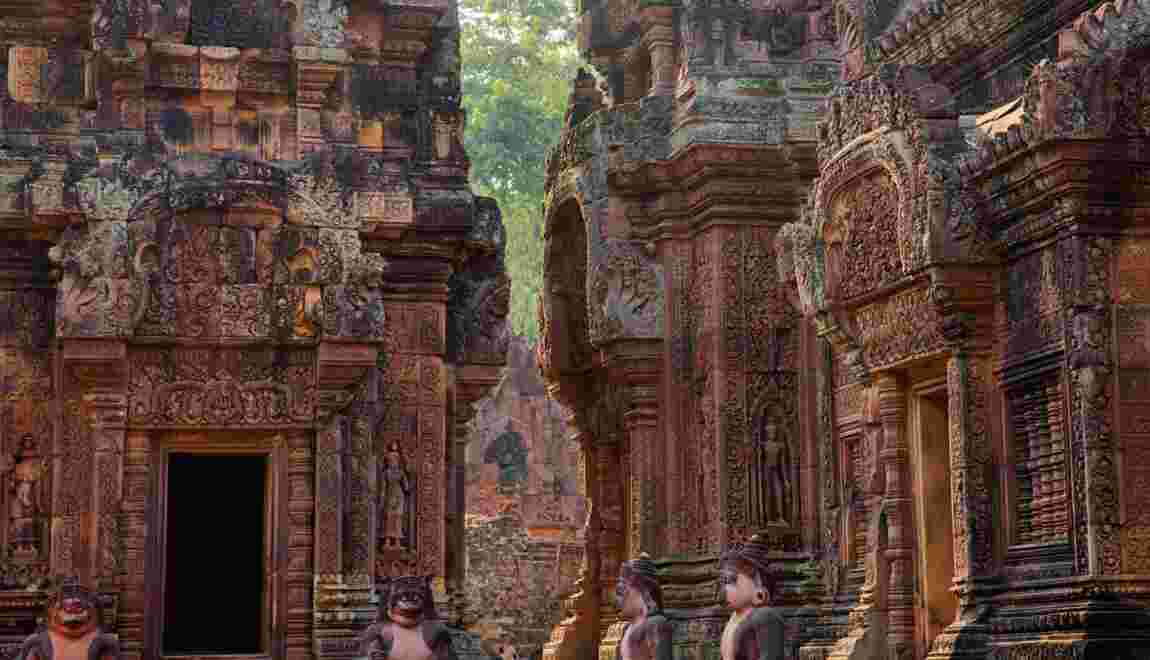PHOTOS - Angkor...et toujours vivant