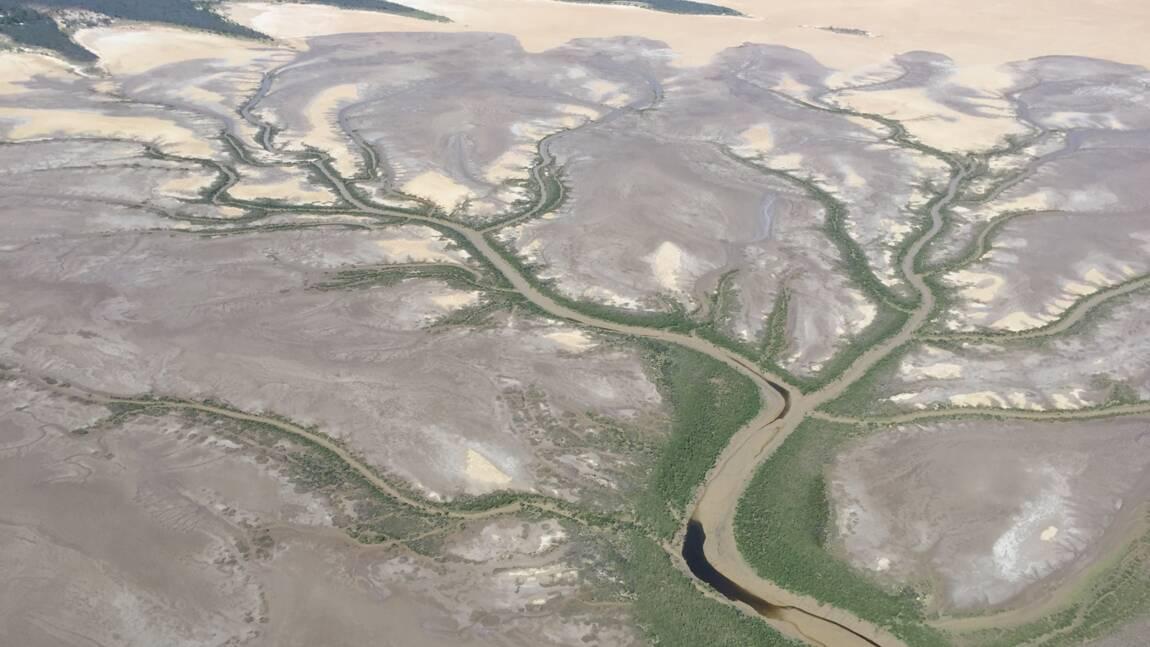 "PHOTOS - Australie : le ""désert"" du Kimberley vu du ciel"