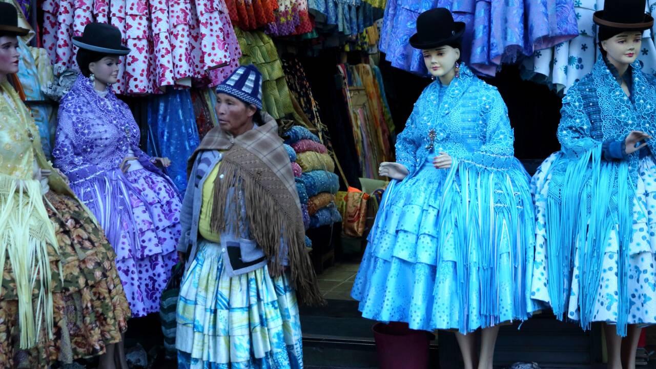 PHOTOS - Bolivie : La revanche des Indiens aymara