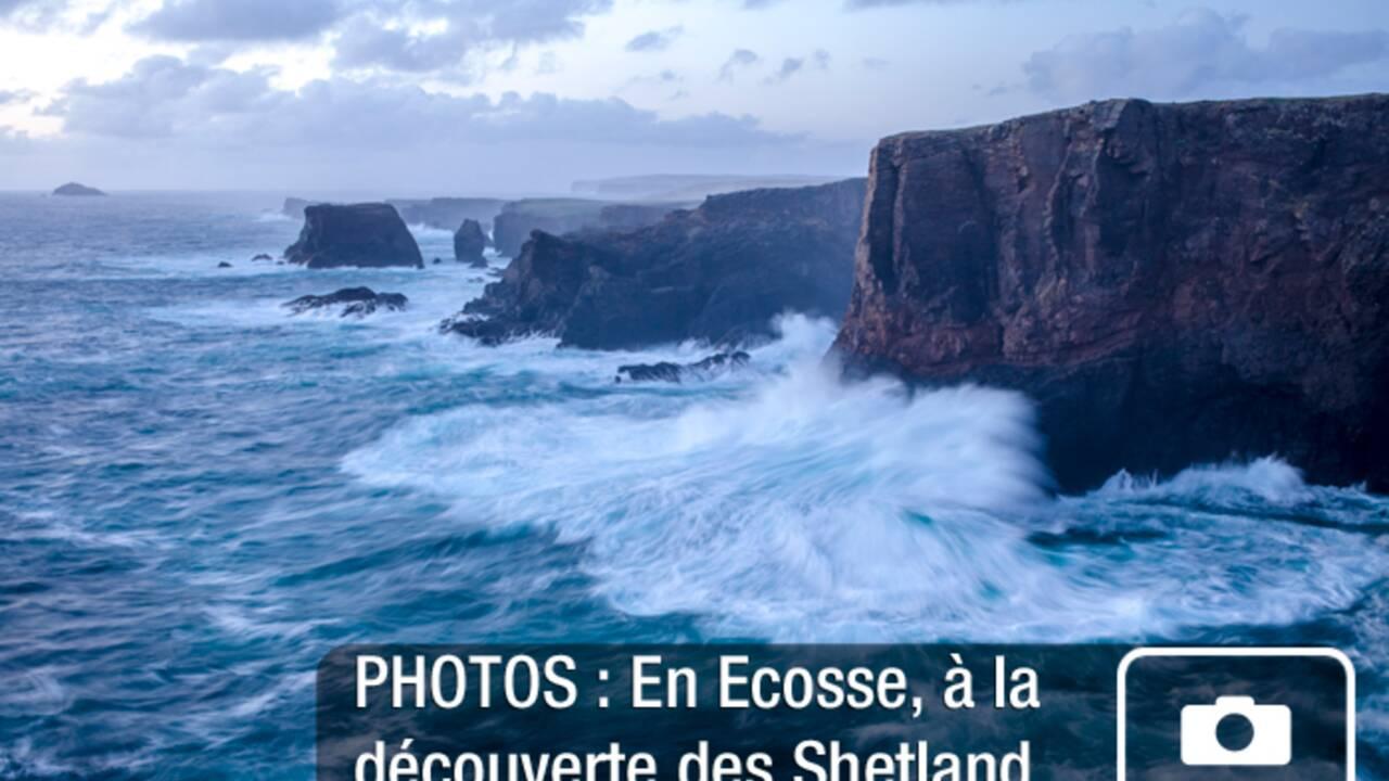 Ecosse : les Shetland, un archipel qui ne perd pas le nord