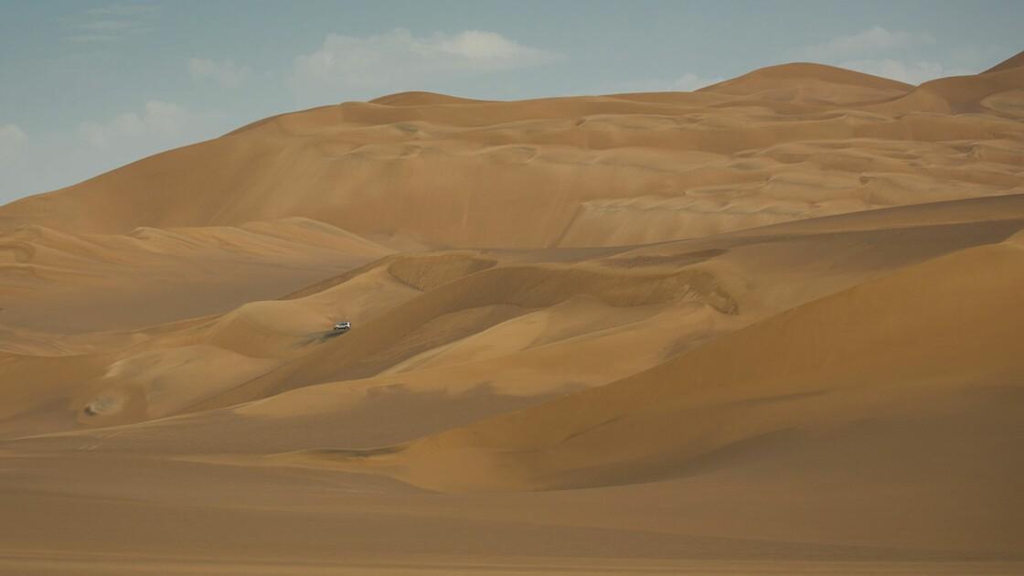 PHOTOS - En Iran, le désert le plus chaud du monde