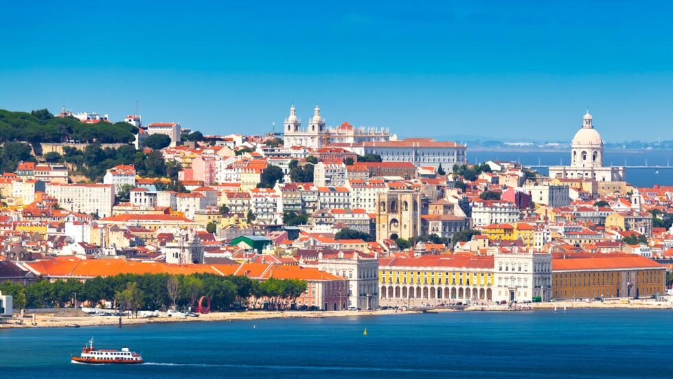 GEO vous emmène à Lisbonne, la reine blanche du Tage