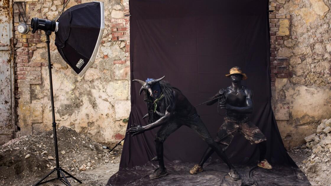 PHOTOS : Haïti, les fortes têtes du carnaval
