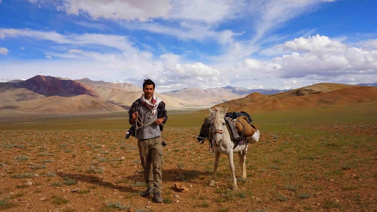 Himalaya : l'extraordinaire aventure en solitaire d'Eliott Schonfeld