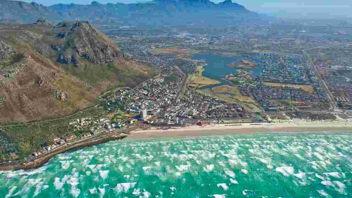 PHOTOS - Immersion au Cap, en Afrique du Sud
