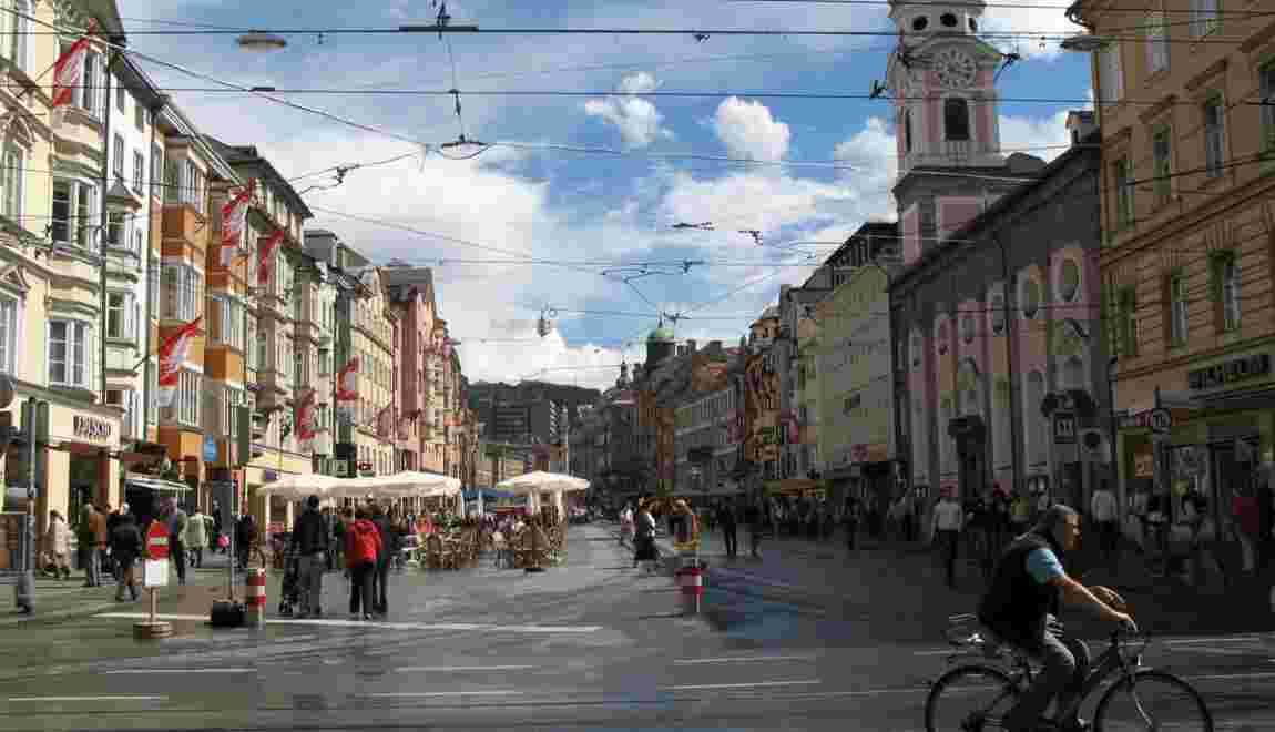 PHOTOS - Innsbruck en 10 étapes clés