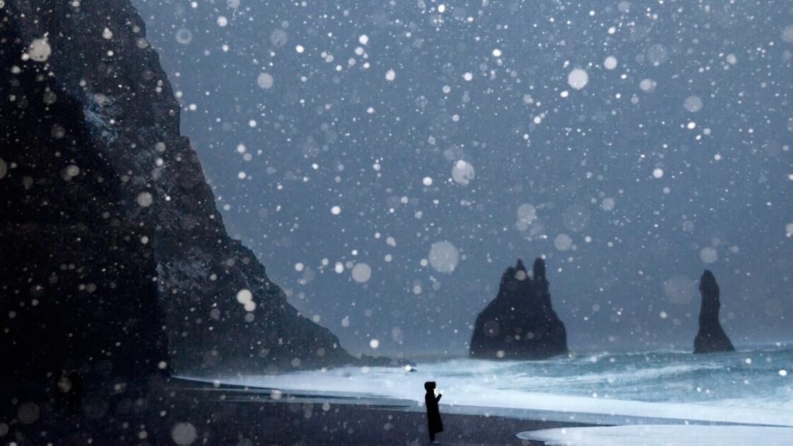 PHOTOS - Islande, la magie blanche
