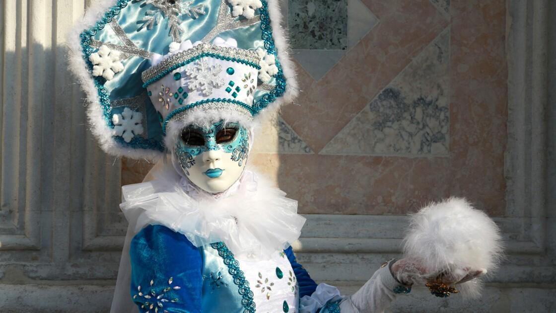 PHOTOS - La magie du carnaval de Venise