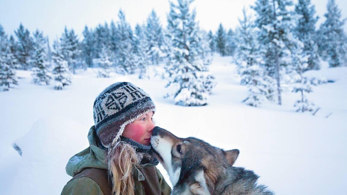 PHOTOS - Laponie, la vie d'une femme au bord du monde