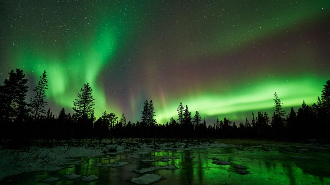 PHOTOS - Laponie, un grand tour sur le toit de l'Europe