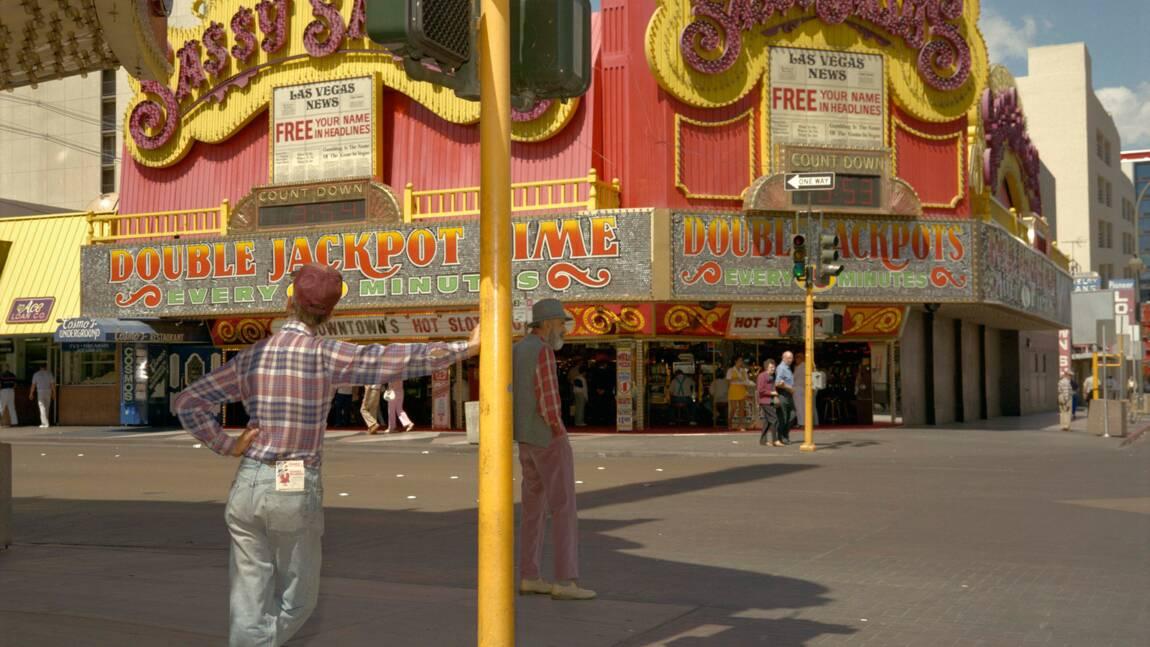 PHOTOS - Las Vegas dans le rétro
