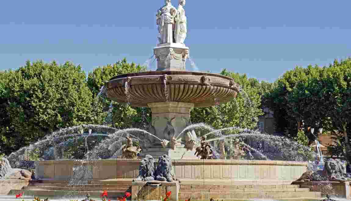 PHOTOS - Les 10 immanquables d'Aix-en-Provence