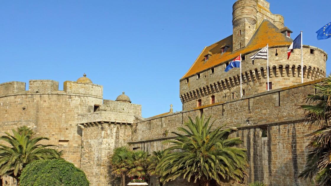 PHOTOS - 10 bonnes raisons de se rendre à Saint-Malo