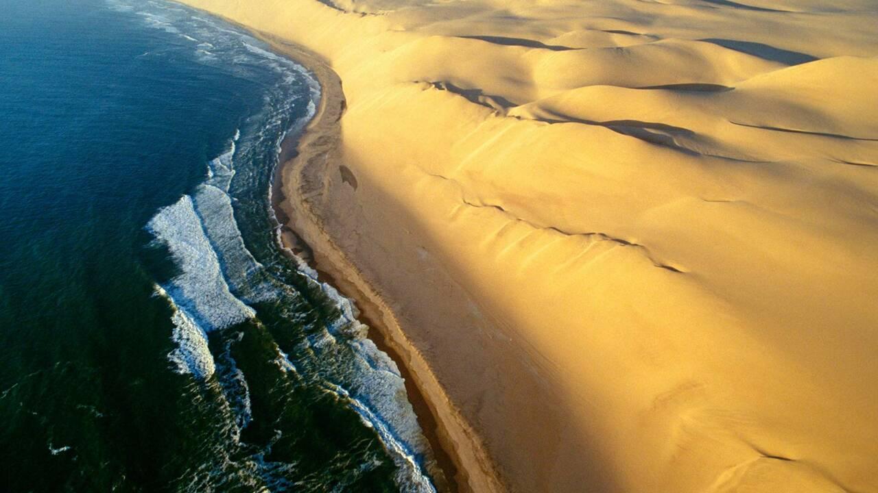 PHOTOS - Les quinze trésors intacts de Namibie