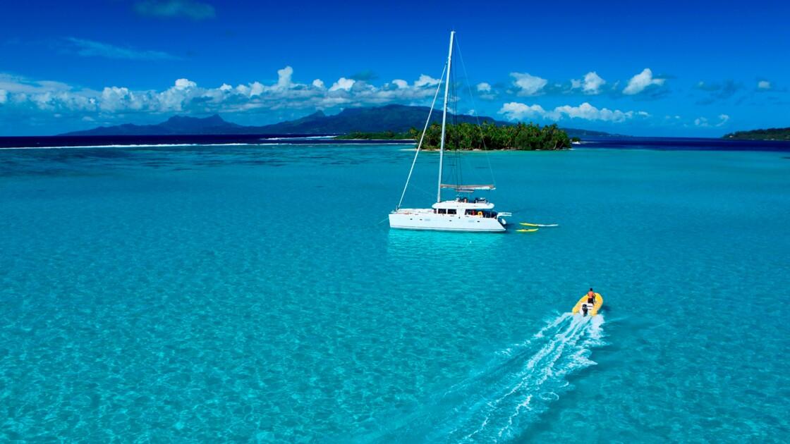 PHOTOS - Neuf expériences à vivre en Polynésie