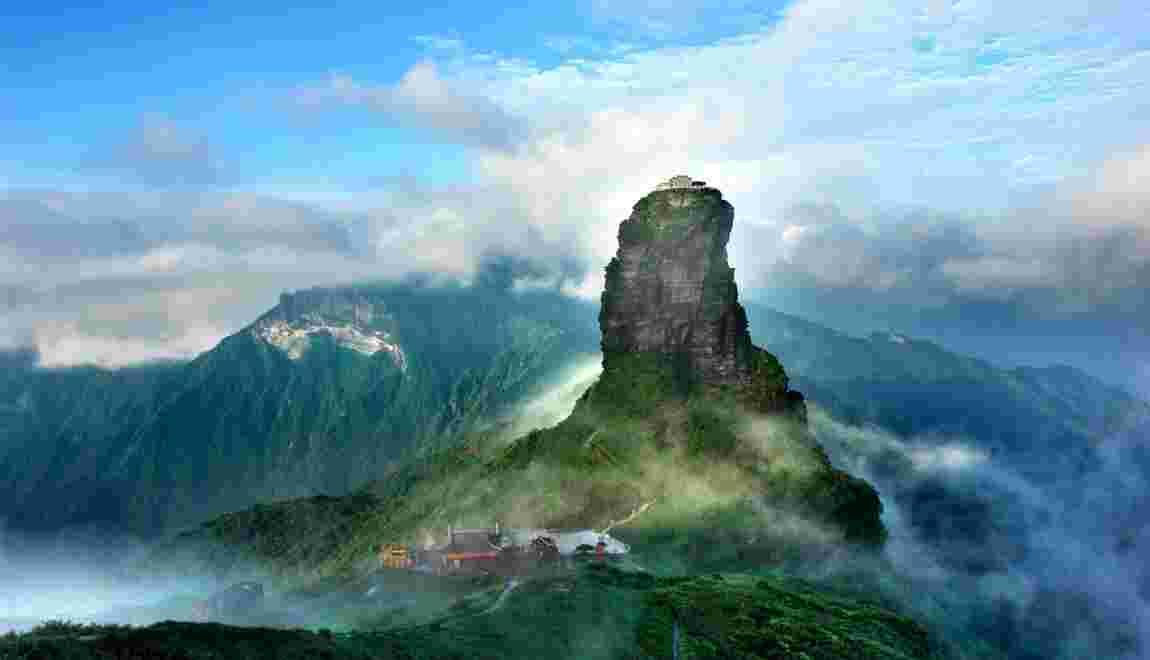 PHOTOS - Quels sont les 20 nouveaux sites classés à l'Unesco en 2018 ?