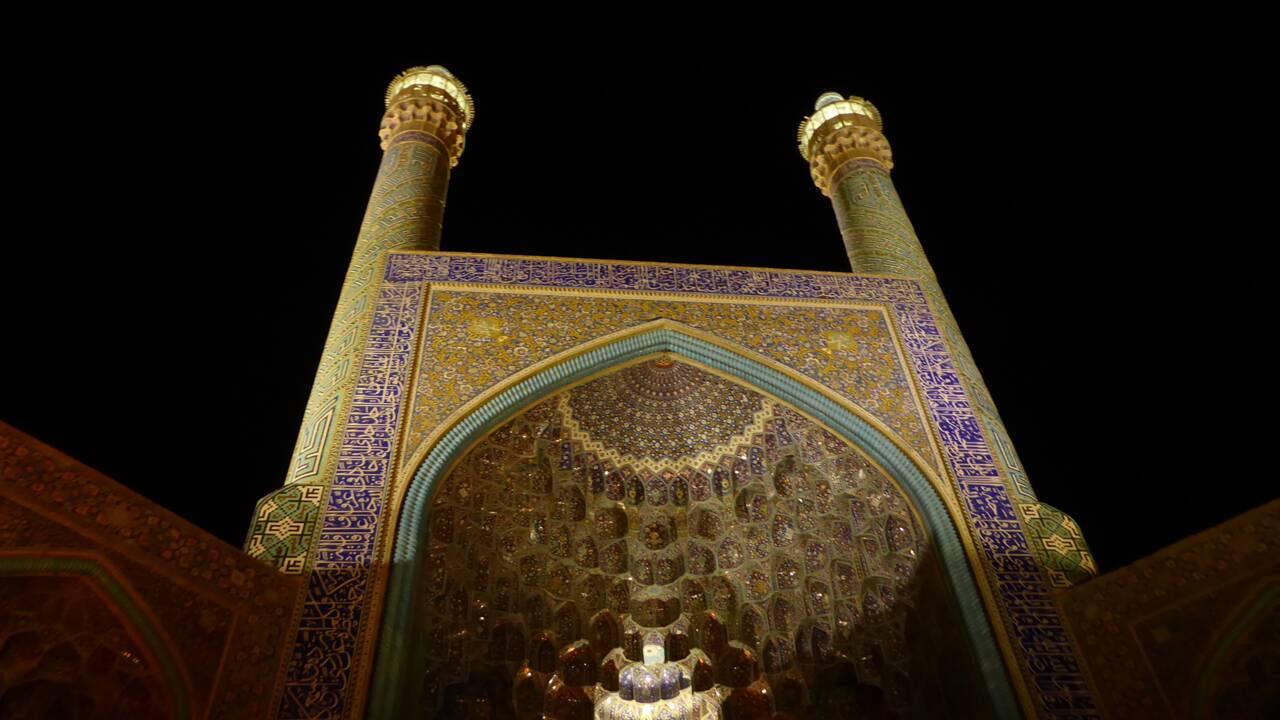 PHOTOS - Splendeurs d'Iran