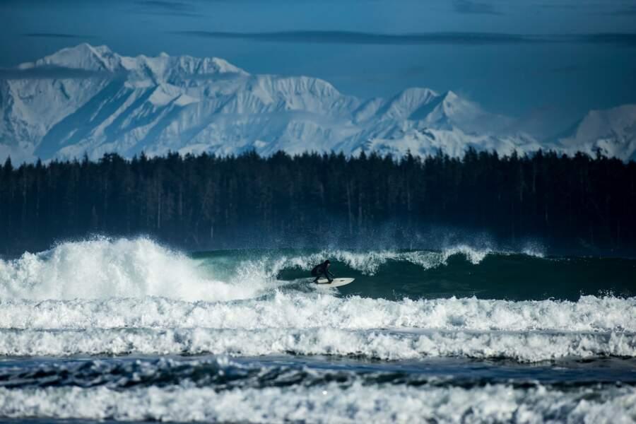 L'Alaska en longboard