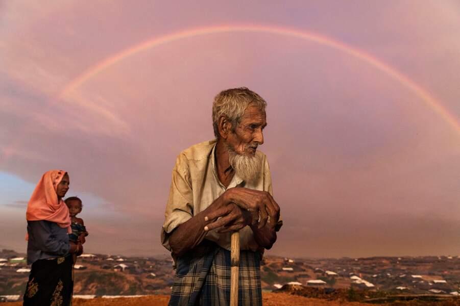 Les Rohingya réfugiés au Bangladesh