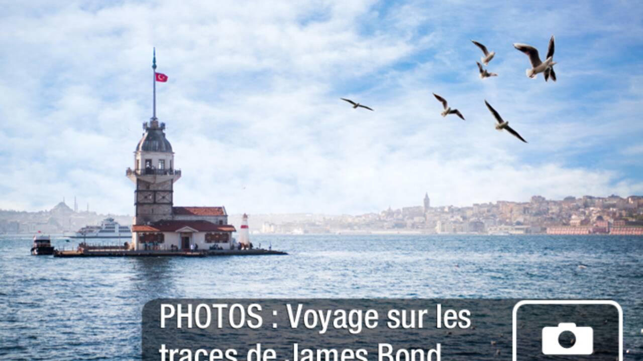 PHOTOS : Voyage sur les traces de James Bond