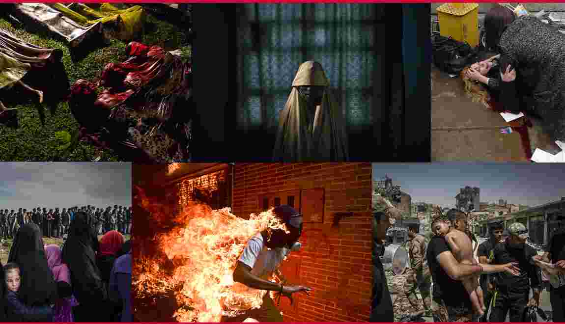 PHOTOS - World Press Photo 2018 : et les nommés sont…