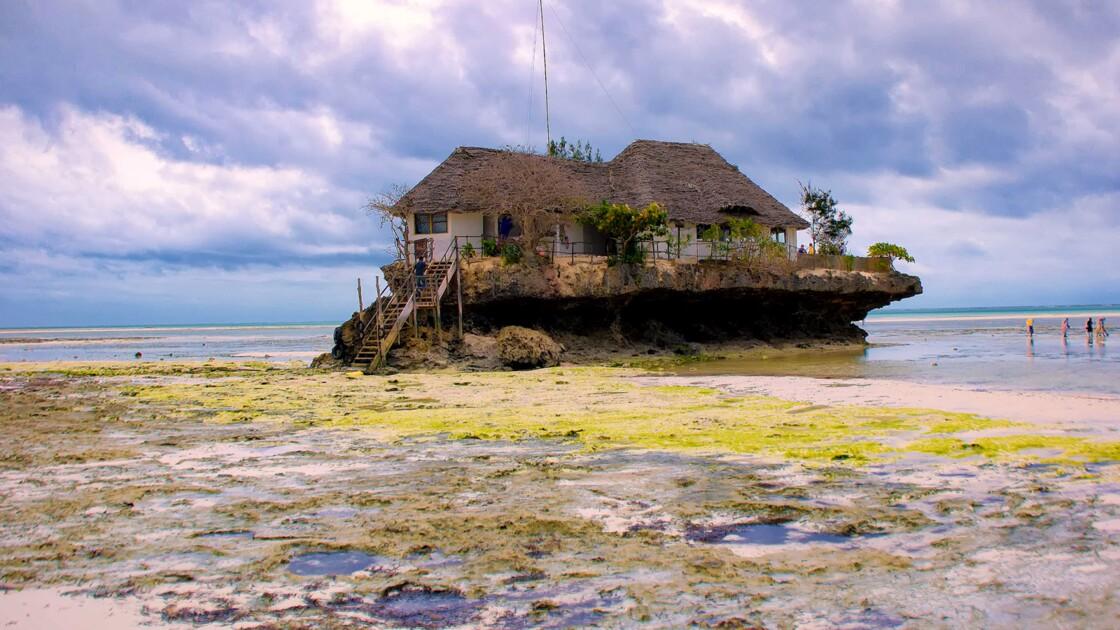 zanzibar paysage